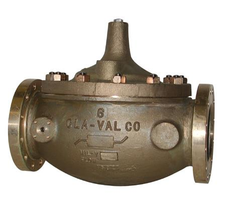 Control Valves | CLA-VAL
