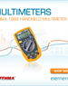 Handheld Multimeter | Tenma 1999