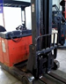 Used Linde R16 Reach Truck | F04