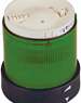 VWD, stacking beacon, signal tower, LED, 70mm, 24V, Green, XVBC2B3