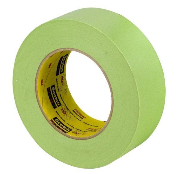 Green Masking Tape | High Performance 3M 401+/ 233+