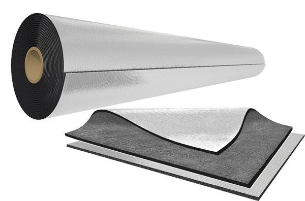 Flexible Noise Barrier | Wavebar Quadzero