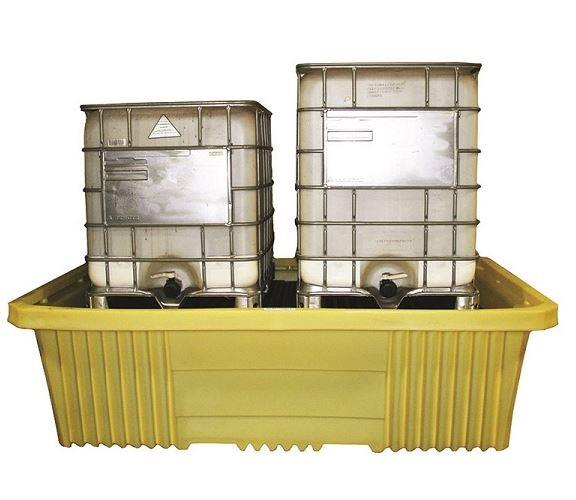 Polyethylene Containment Unit | Double IBC40000i