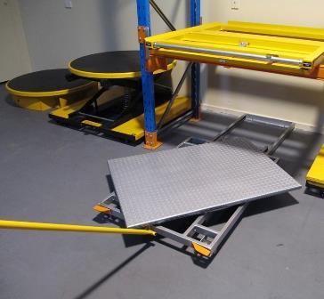 Turntable Pallet | Roto-Picker