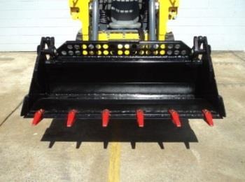 Skid Steer Buckets | Lift Truck Brokers