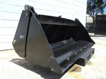 4 in 1 Loader Buckets | Lift Truck Brokers