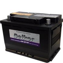 AGM Batteries | Delkor