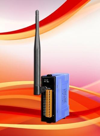 Wireless 6-channel RTD Input Module Router | ZigBee ZT-2015