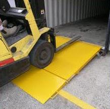 Container Ramps with 6500kg Capacity | Lift Truck Brokers