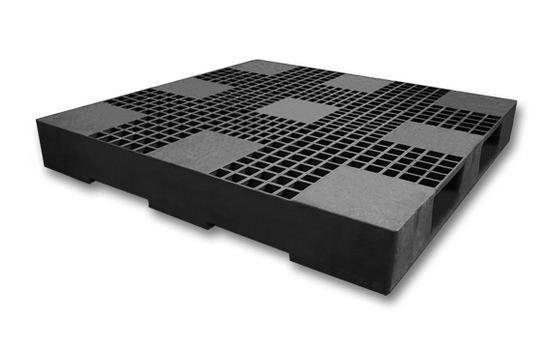 Stackable Plastic Pallets | Heavy Duty