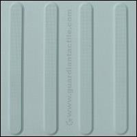 Directional Tactile Indicators | COLORADO GREY TGSI's