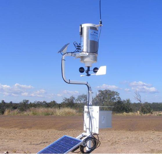 Landfill Site Weather Stations