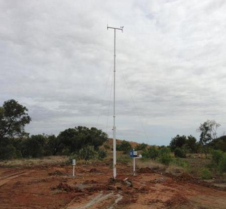 Mining Industry Weather Stations