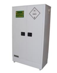 Global Spill Control - 250L Pesticide Safety Storage Cabinet - SCP250B