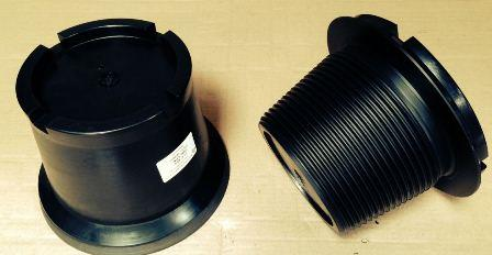 Plastic Thread Protectors for Oil & Gas Pipes   API
