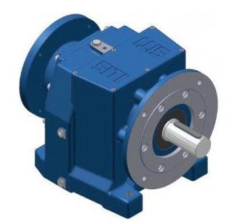 SITI Helical Inline Gearbox NHL-MNHL Series