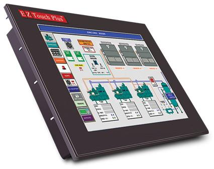 HMI Operator Interface Panel | EZTouch Plus15""