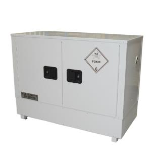 Global Spill Control - 100L Toxic Safety Storage Cabinet - SCT100B