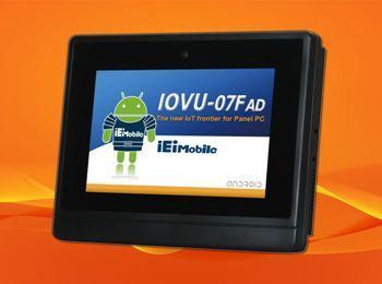 Panel PC | IOVU-07F-AD