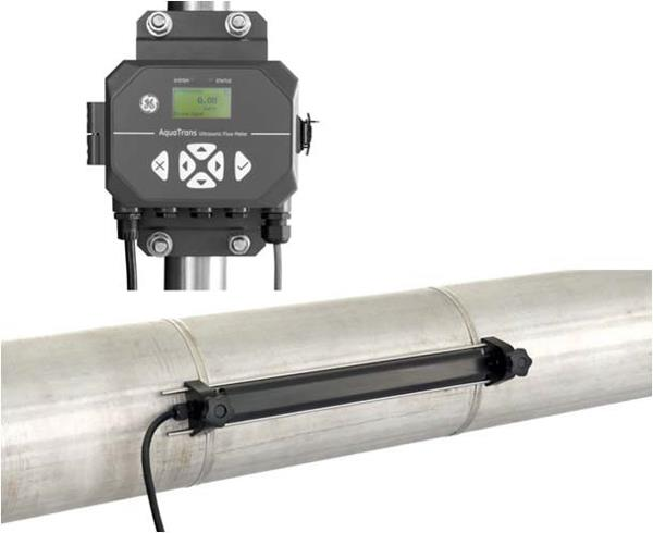 Ultrasonic Water Flowmeter | AquaTrans AT600