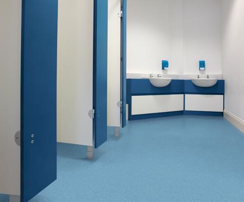 Safety Flooring | Polysafe Verona PUR