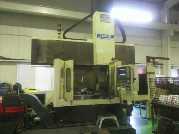 CNC Vertical Mill Turn   Toshiba Model TMD-13