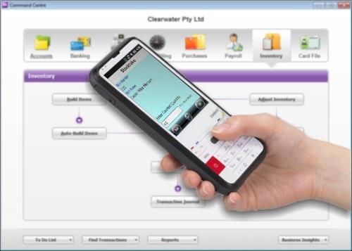 Free Trial of zapMYstock | Innovative New Stocktake Software for MYOB