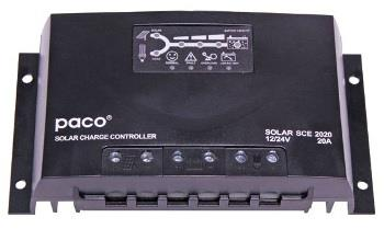10A 12V/24VDC Solar Charger/Controller | N2010