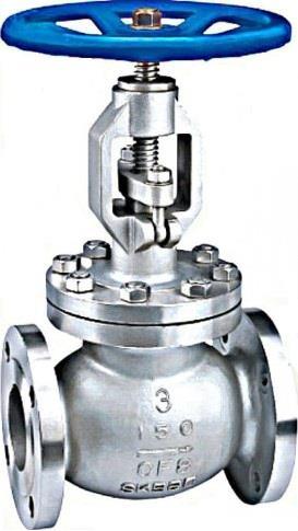 Cast Steel Globe Valve | WCB