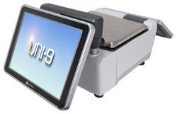 Touchscreen Labelling Retail Scale | Ishida Uni-9