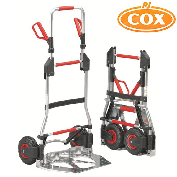 Heavy Duty Folding Hand Truck | RuXXac®-cart Jumbo