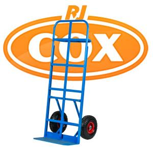 200kg Brewery Case & Crate Hand Trolley | R.J. Cox Engineering