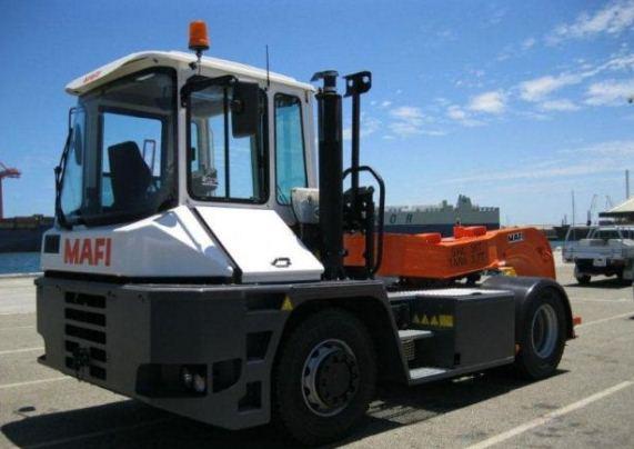 Used 4x4 Terminal Tractor | MAFI RoRo