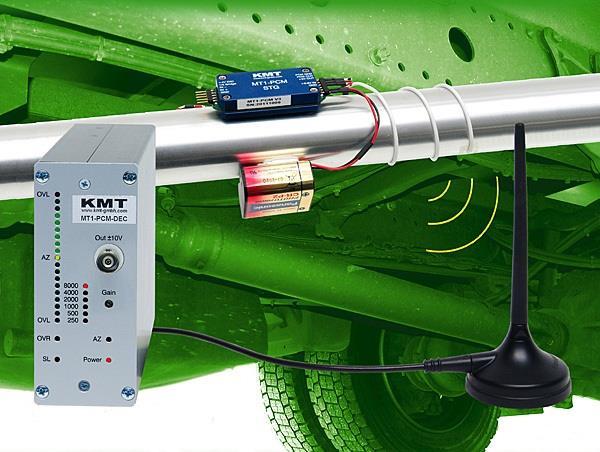 Telemetry System | KMT Modular Telemetry Pro