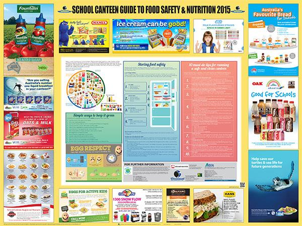 School Canteen Guide to Food Safety & Nutrition 2015