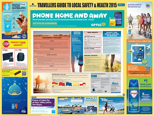 Travellers Guide to Local Safety & Health 2015