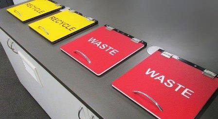 Multi Colour HDPE Signs | Allplastics
