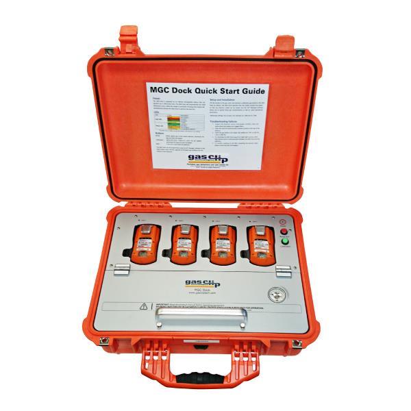 Gas Detector | Gas Technologies MGC Dock