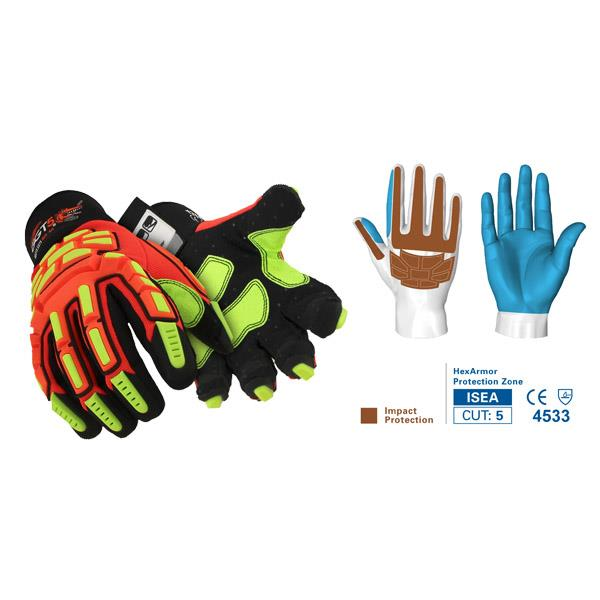 Safety Gloves | HexArmor 4021X GGT5® MUD