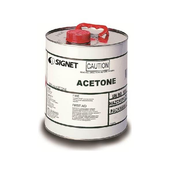 General Purpose Solvent | Signet's Acetone