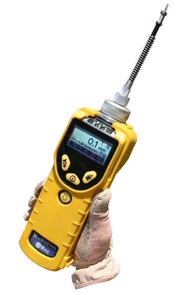 MiniRAE 3000 - PID Gas Detector (VOC monitor)