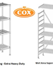 Mantova Project Shelving | Extra Heavy Duty
