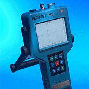 Ergonomic One-Hand Eddy Current Test Instrument | Elotest M2