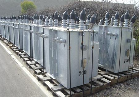 Pole Mounted Transformer | SA Power Networks