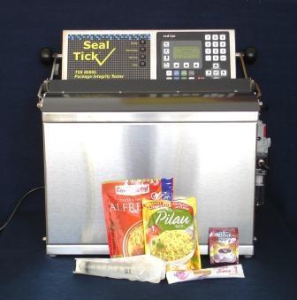 Leak Tester for Flexible Packaging | Sealtick TSE 6086B