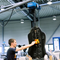Demag Electric Manulift – Safe Single Handled Operation