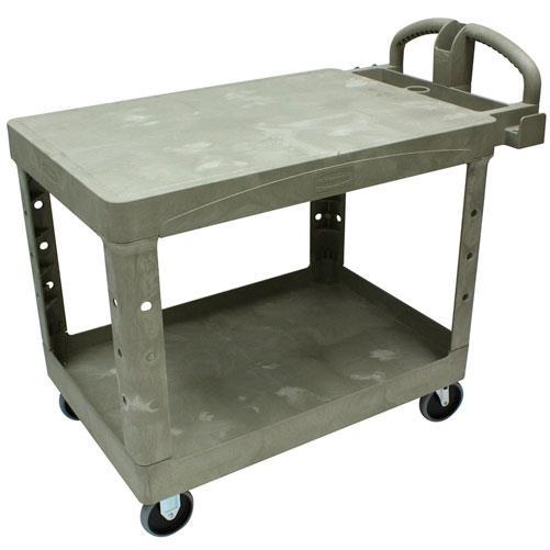 Rubbermaid Heavy-Duty Utility Carts 4500 4505 4520 4525