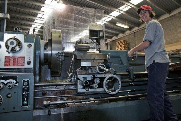Ajax Swing Centre Lathes 560 to 760mm | Kinwa Chin Hung