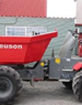 Used 6 Ton Swivel Dumper - Neuson 6006
