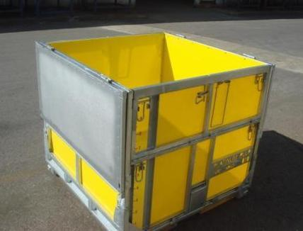 Folding Cube IBC | MultiBox